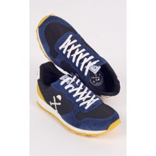 Sneakers United States Navy Blue Grey