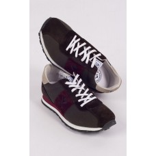 Sneakers Retro Kaki
